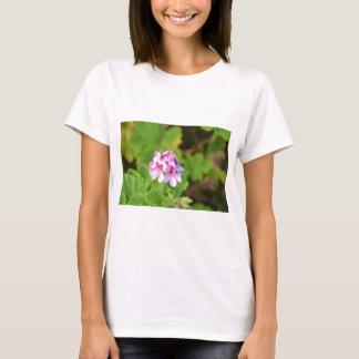 Wildes Rosa-Pelargonie T-Shirt