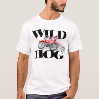 Wildes SCHWEIN! T-Shirt