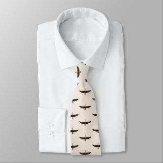 Wildes Spiel Ecru Krawatten