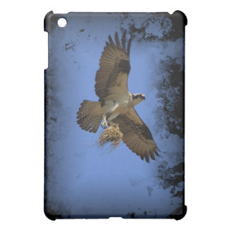 Wildes Tier iPad Fall Fliegenosprey-(Fisch-Falke) iPad Mini Hülle