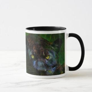 WildEyes - Panther-Tasse Tasse