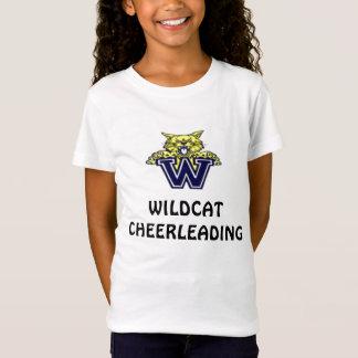 Wildkatze, WILDES CHEERLEADING T-Shirt