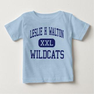 Wildkatzen Charlottesville Leslie H Walton Baby T-shirt