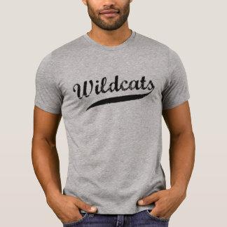 WILDKATZEN fertigen Sportteam-Shirt Jersey T-Shirt
