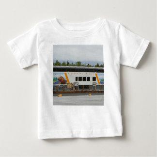 Wildnis ausdrücklich, Denali, Alaska Baby T-shirt