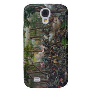Wildnis-Kampf Galaxy S4 Hülle