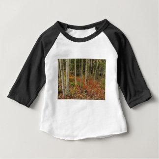 Wildnis-Märchenland Baby T-shirt