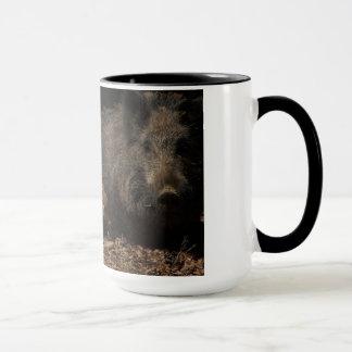 Wildschwein Tasse