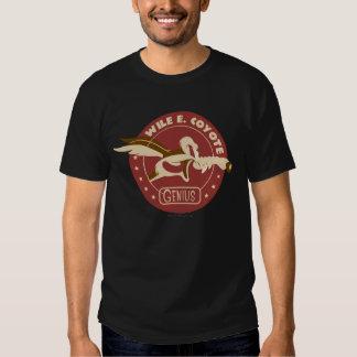 Wile E. Coyote Genius Hemden