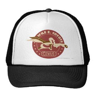 Wile E. Coyote Genius Baseballcaps