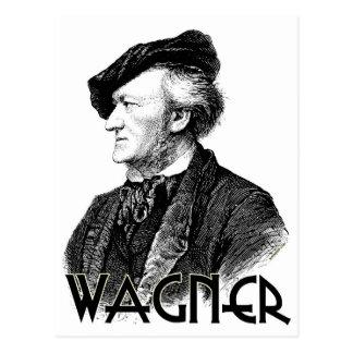 Wilhelm Richard Wagner Postkarte
