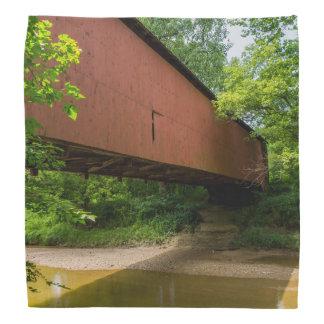 Wilkens Mühlüberdachte Brücke Halstuch
