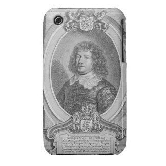 Willem Ripperda (1600-69) von 'Porträt-DES Homm Case-Mate iPhone 3 Hülle