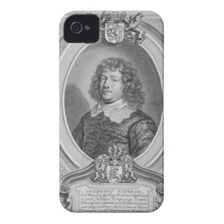Willem Ripperda (1600-69) von 'Porträt-DES Homm iPhone 4 Hülle