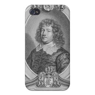 Willem Ripperda (1600-69) von 'Porträt-DES Homm iPhone 4/4S Cover