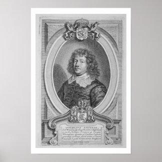 Willem Ripperda (1600-69) von 'Porträt-DES Homm Poster