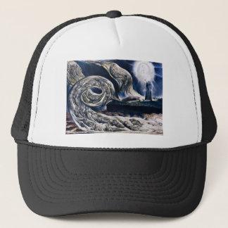 William Blake der Liebhaber-Wirbelwind-Hut Truckerkappe
