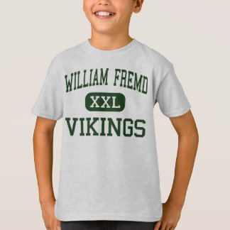 William Fremd - Wikinger - hoch - Palatine T-Shirt