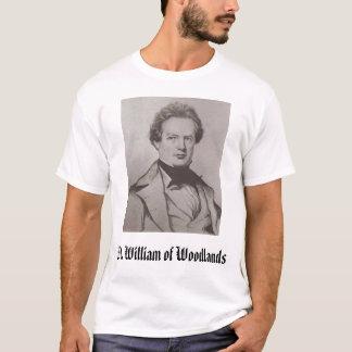 William Gilmore Simms, St. William des Waldlandes T-Shirt