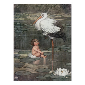 William-Heide Robinson - Daughter des Sumpf-Königs Poster