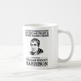 William Henry Harrison Kaffeetasse