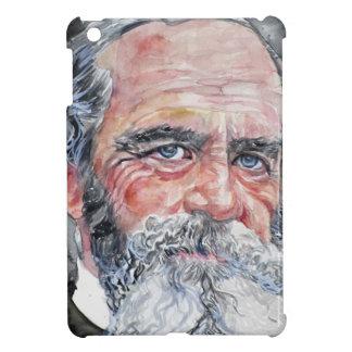 William James - Aquarellporträt iPad Mini Hülle