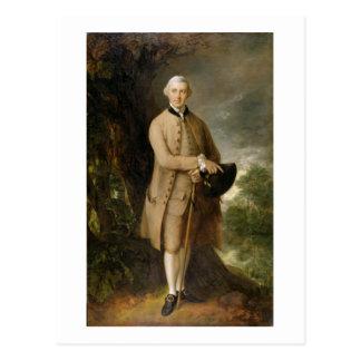 William Johnstone-Pulteney, später 5. Baronet, c.1 Postkarte