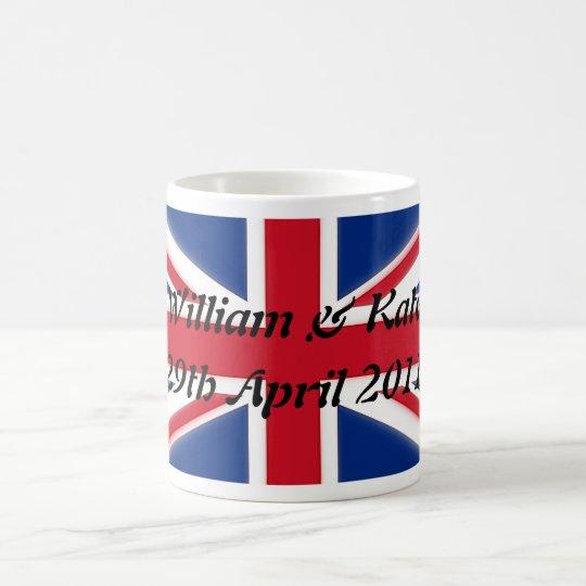 William & Kate - 29th April 2011 Kaffeetasse