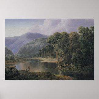 William Louis Sonntag - Landschaft Poster