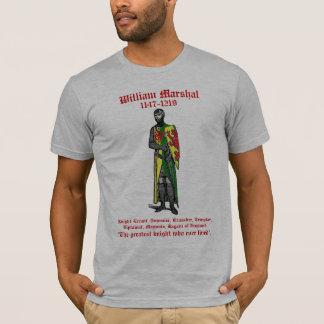 William-Marschall-Bild mit Klinge-Shirt T-Shirt
