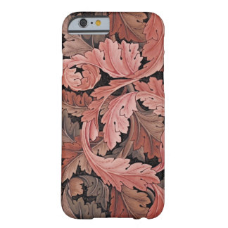 William Morris Acanthus-Rose Barely There iPhone 6 Hülle