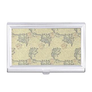 William Morris Apple entwerfen Visitenkarten-Schatulle