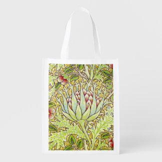 William Morris-Artischocke Wiederverwendbare Einkaufstasche