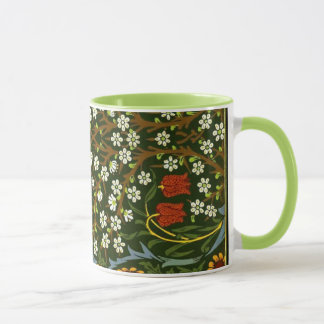 William Morris-Entwurf, Schlehdornentwurf Tasse