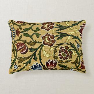 William Morris-Muster, Brokat Zierkissen