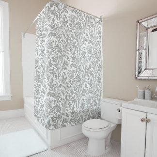 William Morris-Muster-kundenspezifischer Duschvorhang