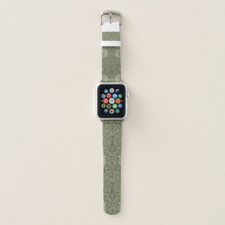 William Morris Pimpernel-Vintages Muster GalleryHD Apple Watch Armband