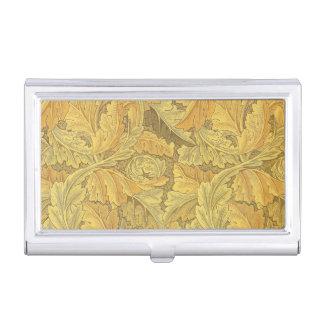 William Morrisacanthus-Tapete Visitenkarten-Schatulle