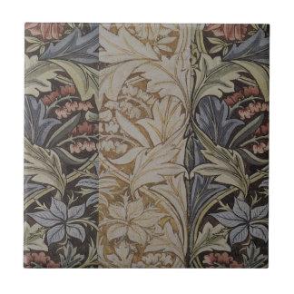 William Morrisbluebell-Gewebe-botanischer Druck Keramikfliese