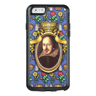 William Shakespeare OtterBox iPhone 6/6s Hülle