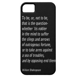 William Shakespeare ` s ` Hamlet ` Etui Fürs iPhone 5
