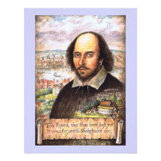 William- ShakespeareFlyer Flyer
