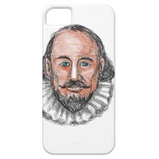 William ShakespearehauptAquarell Hülle Fürs iPhone 5