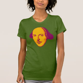 William- ShakespearePop-Kunst-T - Shirt