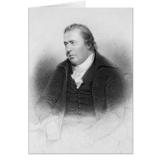 William Smellie, graviert von Henry Bryan Hall Karte