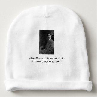 William-Textilienhändler-(werden Sie Marion), Koch Babymütze