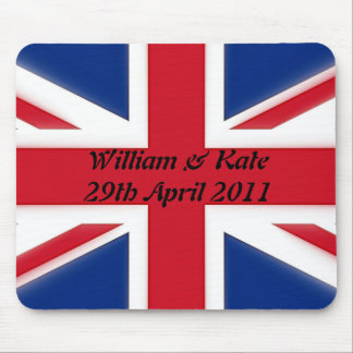 William u. Kate - 29. April 2011 Mousepad