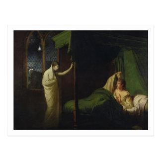 William und Margaret vom 'Reliques von altem Postkarte