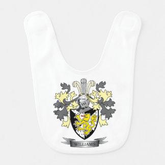 Williams-Wappen Lätzchen