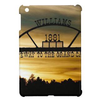 Williams-Zugang iPad Mini Hülle